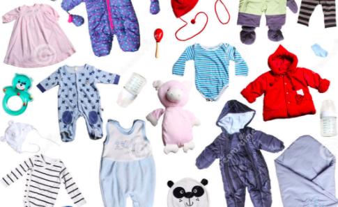 szafa z ubraniami dla dziecka